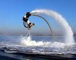 Fly Board Spin